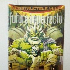 Cómics: INDESTRUCTIBLE HULK Nº 45. FUTURO IMPERFECTO. Lote 195321542