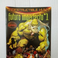 Cómics: INDESTRUCTIBLE HULK Nº 41. FUTURO IMPERFECTO. Lote 195321676
