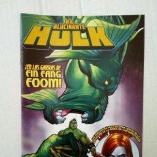 Cómics: EL ALUCINANTE HULK Nº 48. ¡EN LAS GARRAS DE FIN FANG FOOM!. Lote 195322300