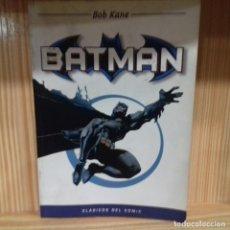 Cómics: BATMAN CLÁSICOS DEL CÓMIC BOB KANE . Lote 195324125