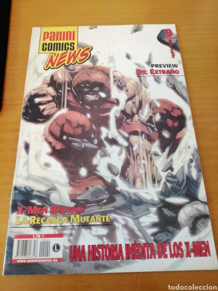 PANINI COMICS NEWS 9 (Tebeos y Comics - Panini - Marvel Comic)