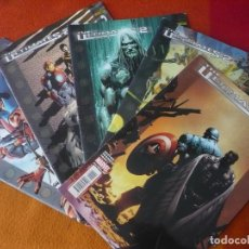 Cómics: THE ULTIMATES 2 NºS 1, 2, 3, 5 Y 9 ( MILLAR HITCH ) MARVEL PANINI . Lote 195370917
