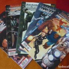 Cómics: SPECIAL ULTIMATES 1 AL 5 ¡COMPLETA! ( WARREN ELLIS ) PANINI X MEN FANTASTIC FOUR MARVEL. Lote 195371912