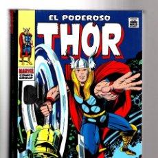 Cómics: PODEROSO THOR 4 Y AHORA GALACTUS - PANINI / MARVEL OMNI GOLD / TAPA DURA / NUEVO Y PRECINTADO. Lote 195383086