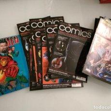 Cómics: LOTE 32 REVISTAS PANINI MARVEL AGE Y 9 ECC DC COMICS + REGALO DOLMEN. Lote 195389966