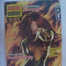 Cómics: PANINI COMICS NEWS , Nº 17, ABRIL 2006. COMIC INEDITO DE SPIDERMAN. Lote 195420362