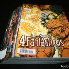 Cómics: LOS NUEVOS 4 FANTÁSTICOS NÚMEROS 1 AL 25 - NUEVOS - PANINI. Lote 195462430