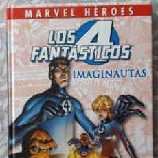 Cómics: LOS 4 FANTASTICOS N2 IMAGINAUTAS. Lote 195463900