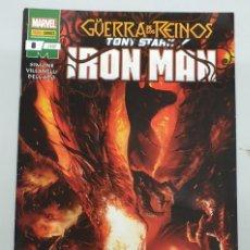 Cómics: TONY STARK IRON MAN Nº 107 / 8 - BENDIS / MARVEL PANINI. Lote 195466437