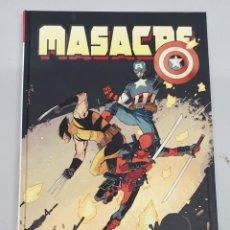 Cómics: MASACRE DE GERRY DUGGAN Nº 2 : EL BUENO , EL FEO Y EL MALO / MARVEL OMNIBUS - PANINI. Lote 195466875