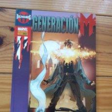 Cómics: GENERACIÓN M: DIEZMADOS. Lote 195497363