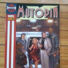 Cómics: MUTOPÍA: DINASTÍA DE M. Lote 195498021