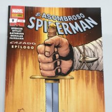 Cómics: EL ASOMBROSO SPIDERMAN Nº 158 / 9 : CAZADO EPILOGO - MARVEL - PANINI. Lote 195499005