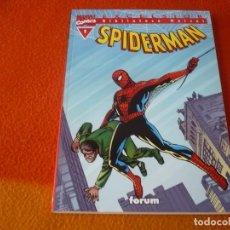 Cómics: SPIDERMAN BIBLIOTECA Nº 1 ¡MUY BUEN ESTADO! MARVEL PANINI EXCELSIOR. Lote 195528576