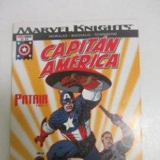 Cómics: CAPITAN AMERICA MARVEL KNIGHTS Nº 24 PANINI MUCHOS MAS A LA VENTA MIRA TUS FALTAS CX44. Lote 195540838