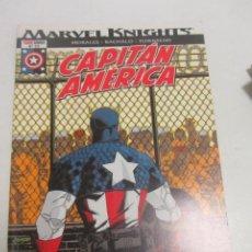 Cómics: CAPITAN AMERICA MARVEL KNIGHTS Nº 22 PANINI MUCHOS MAS A LA VENTA MIRA TUS FALTAS CX44. Lote 195541005