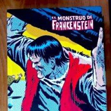 Cómics: EL MONSTRUO DE FRANKENSTEIN (MARVEL) - VARIOS - PANINI 2016- CARTONÉ ED LIMITADA Y NUMERADA- 576 PAG. Lote 195543721