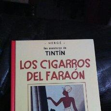 Cómics: LOS CIGARROS DEL FARAÓN. TINTIN. VERSIÓN REDUCIDA CASTERMAN 2003 PANINI BLANCO Y NEGRO. Lote 195678013