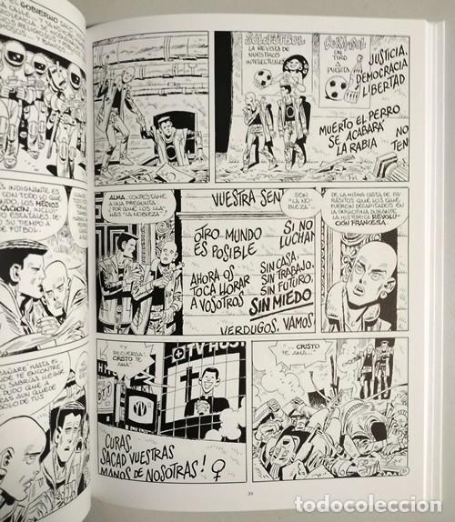 Cómics: La peste escarlata (Carlos Giménez) / Evolution - Panini, 2015   ADAPTACIÓN DE RELATO DE JACK LONDON - Foto 5 - 196069372