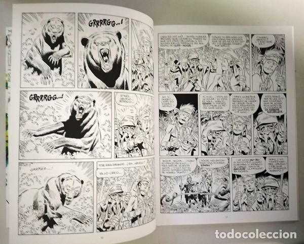 Cómics: La peste escarlata (Carlos Giménez) / Evolution - Panini, 2015   ADAPTACIÓN DE RELATO DE JACK LONDON - Foto 3 - 196069372