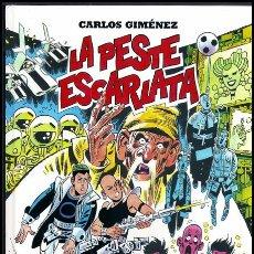 Cómics: LA PESTE ESCARLATA (CARLOS GIMÉNEZ) / EVOLUTION - PANINI, 2015 | ADAPTACIÓN DE RELATO DE JACK LONDON. Lote 196069800
