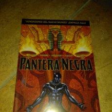 Cómics: PANTERA NEGRA 16. Lote 196212285