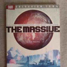 Cómics: THE MASSIVE. Nº 1 AL 3. COMPLETA. PANINI. RÚSTICA.. Lote 196361996