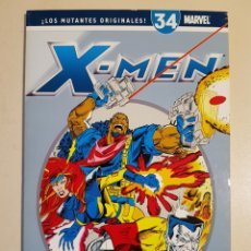 Cómics: COLECCIONABLE X-MEN 34 - PANINI. Lote 196385752