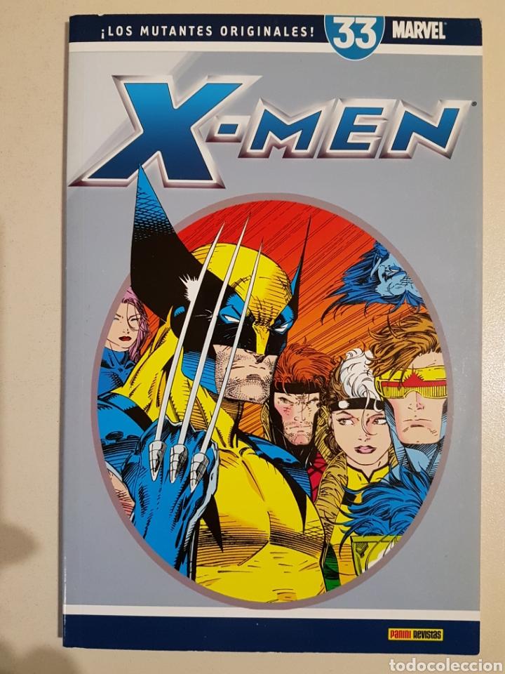 COLECCIONABLE X-MEN 33 - PANINI (Tebeos y Comics - Panini - Marvel Comic)