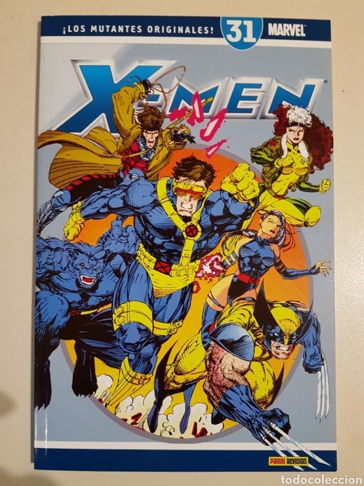 COLECCIONABLE X-MEN 31 - PANINI (Tebeos y Comics - Panini - Marvel Comic)