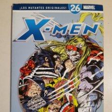 Cómics: COLECCIONABLE X-MEN 26 - PANINI. Lote 196387597