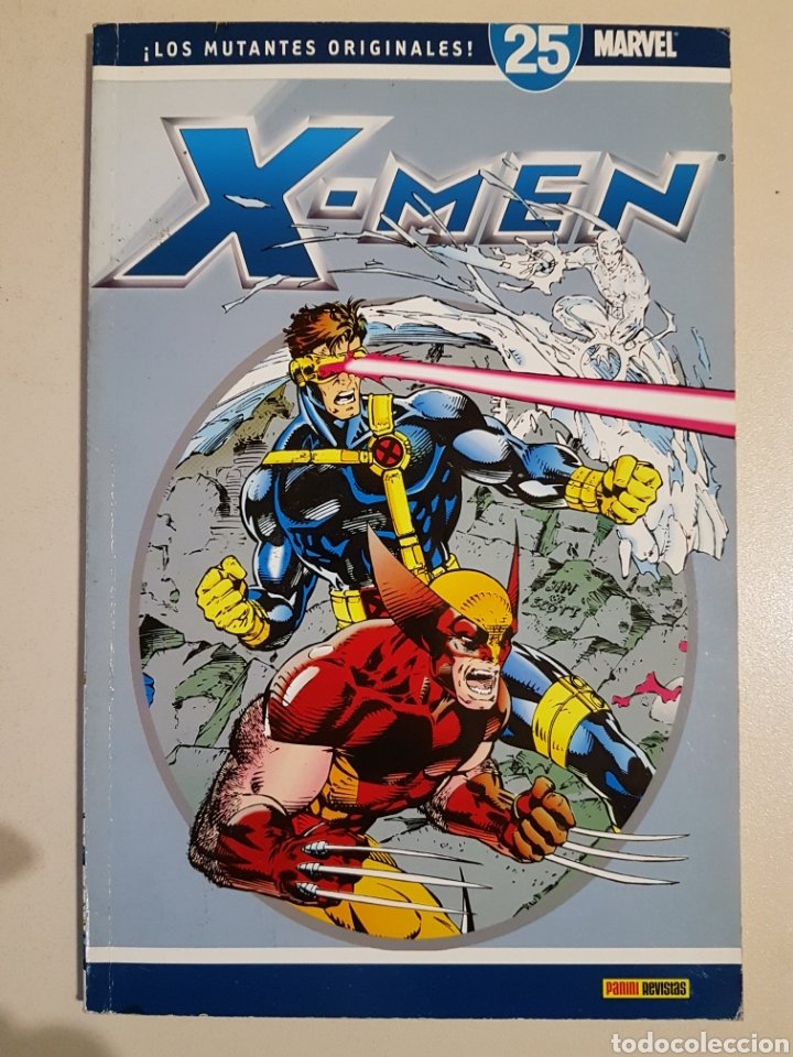 COLECCIONABLE X-MEN 25 - PANINI (Tebeos y Comics - Panini - Marvel Comic)
