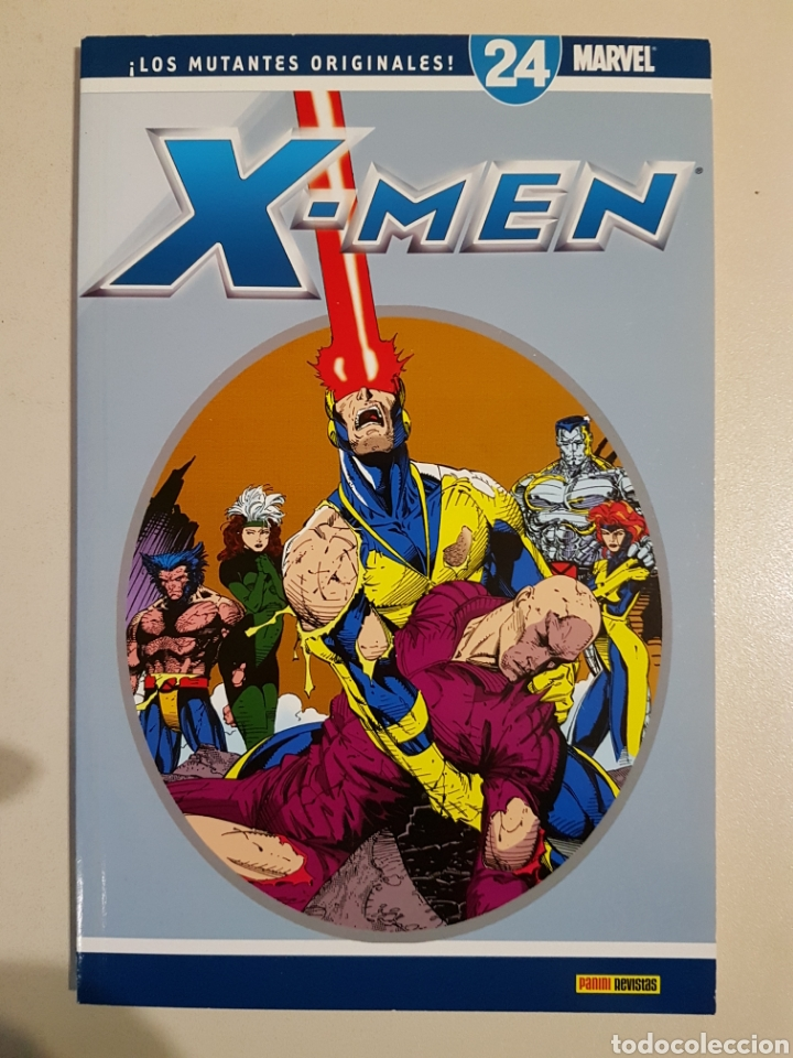 COLECCIONABLE X-MEN 24 - PANINI (Tebeos y Comics - Panini - Marvel Comic)