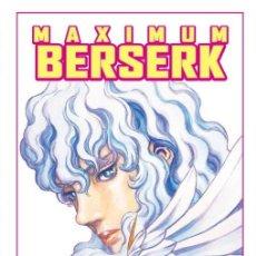 Cómics: BERSERK MAXIMUM 17. Lote 196533938
