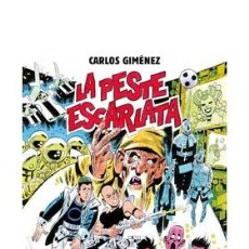 Cómics: LA PESTE ESCARLATA. Lote 196536850