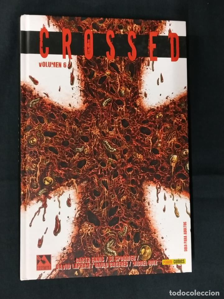 CROSSED - VOLUMEN 6 - PANINI - (Tebeos y Comics - Panini - Otros)
