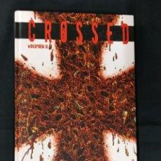 Cómics: CROSSED - VOLUMEN 6 - PANINI - . Lote 196623406