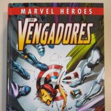 Cómics: MARVEL HEROES - LOS VENGADORES - ACTOS DE VENGANZA - TOMO PANINI. Lote 196781693
