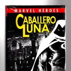 Cómics: CABALLERO LUNA 2 ECLIPSE - PANINI / MARVEL HEROES 71 / TAPA DURA / NUEVO Y PRECINTADO. Lote 182293102