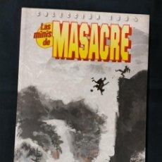 Cómics: LAS MINIS DE MASACRE - EL ARTE DE LA GUERRA - MASACRE VS. THANOS - PANINI -. Lote 196971331