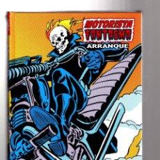 Comics: MOTORISTA FANTASMA 1 : ARRANQUE - PANINI / MARVEL LIMITED EDITION / TAPA DURA / NUEVO Y PRECINTADO. Lote 238574100
