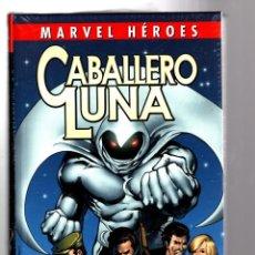 Cómics: CABALLERO LUNA : CUENTA ATRAS HACIA LA OSCURIDAD - PANINI / MARVEL HEROES 65 / NUEVO Y PRECINTADO. Lote 229919745