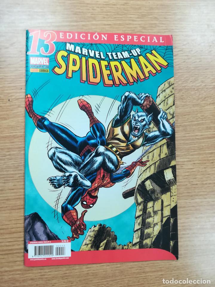 SPIDERMAN MARVEL TEAM-UP #13 EDICION ESPECIAL (Tebeos y Comics - Panini - Marvel Comic)