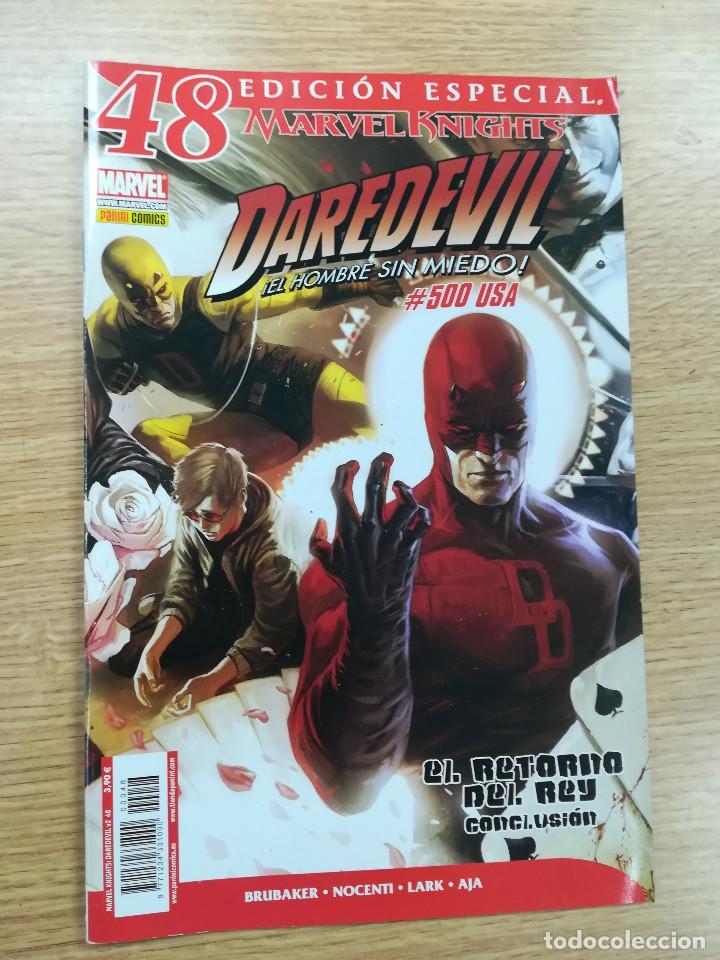 DAREDEVIL VOL 6 #48 (MARVEL KNIGHTS) EDICION ESPECIAL (Tebeos y Comics - Panini - Marvel Comic)