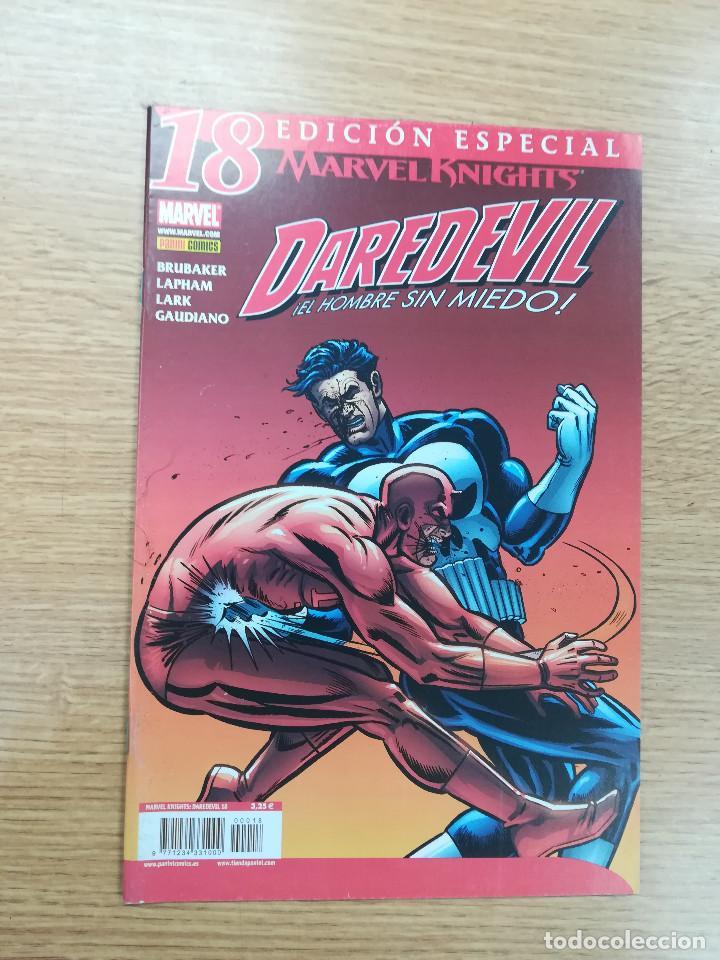 DAREDEVIL VOL 6 #18 (MARVEL KNIGHTS) EDICION ESPECIAL (Tebeos y Comics - Panini - Marvel Comic)