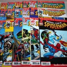 Cómics: MARVEL TEAM-UP - SPIDERMAN : 18 EJEMPLARES ( COLECCION COMPLETA). Lote 197940587