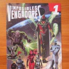 Comics: IMPOSIBLES VENGADORES - Nº 26 - MARVEL - PANINI (GD). Lote 198017796