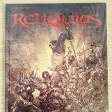 Cómics: RELIQUIAS INTEGRAL CARTONE (PANINI). Lote 198368332