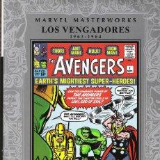 Cómics: VENGADORES MASTERWORKS 1. Lote 198562268