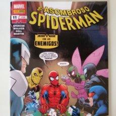 Cómics: ASOMBROSO SPIDERMAN 11. Lote 198563815
